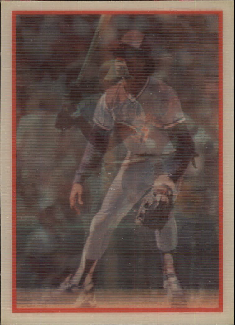 1987 Sportflics #187 Tony Fernandez