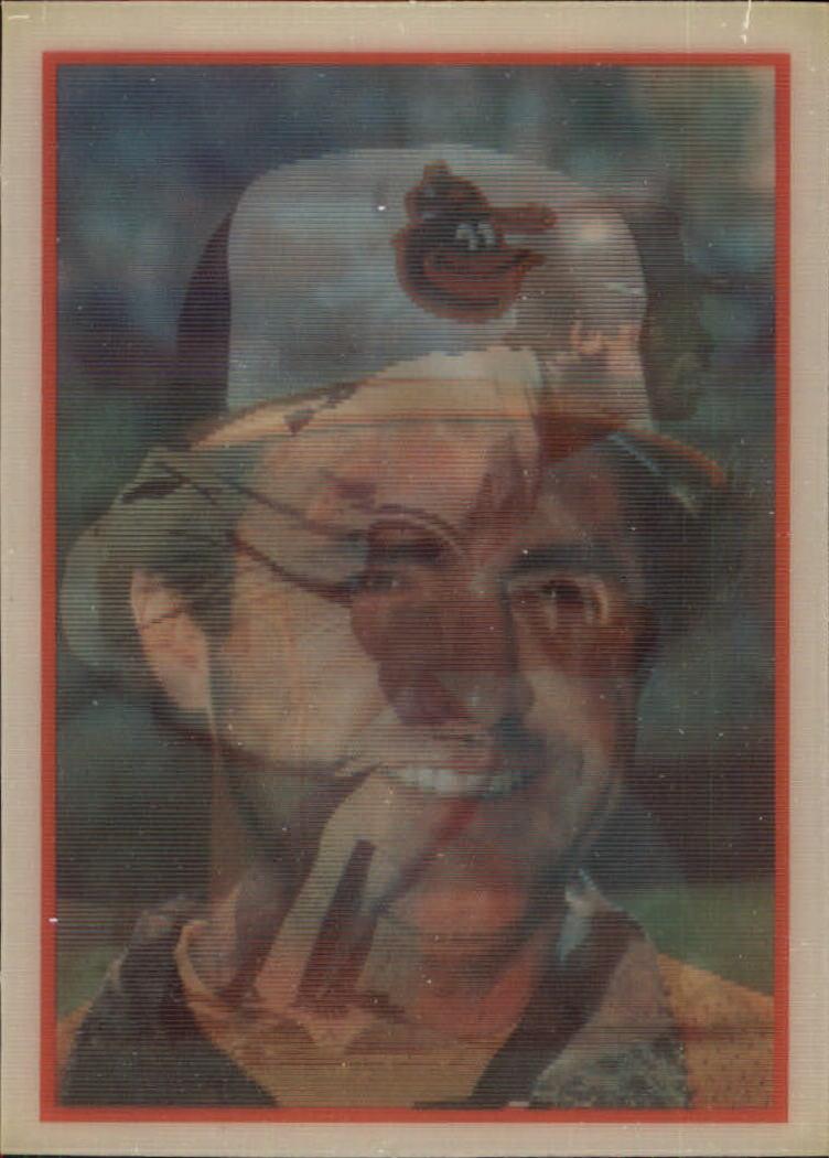 1987 Sportflics #198 Tri-Stars Puckett/Henderson