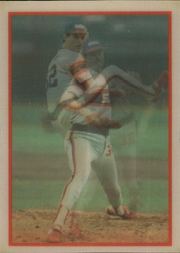 1987 Sportflics #200 Steve Carlton