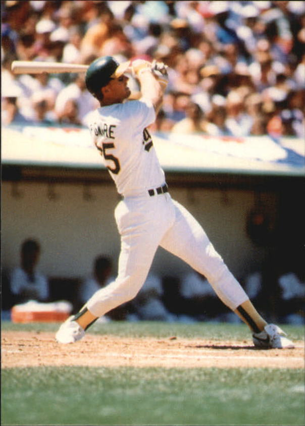 1987 Card Collectors McGwire #5 Mark McGwire