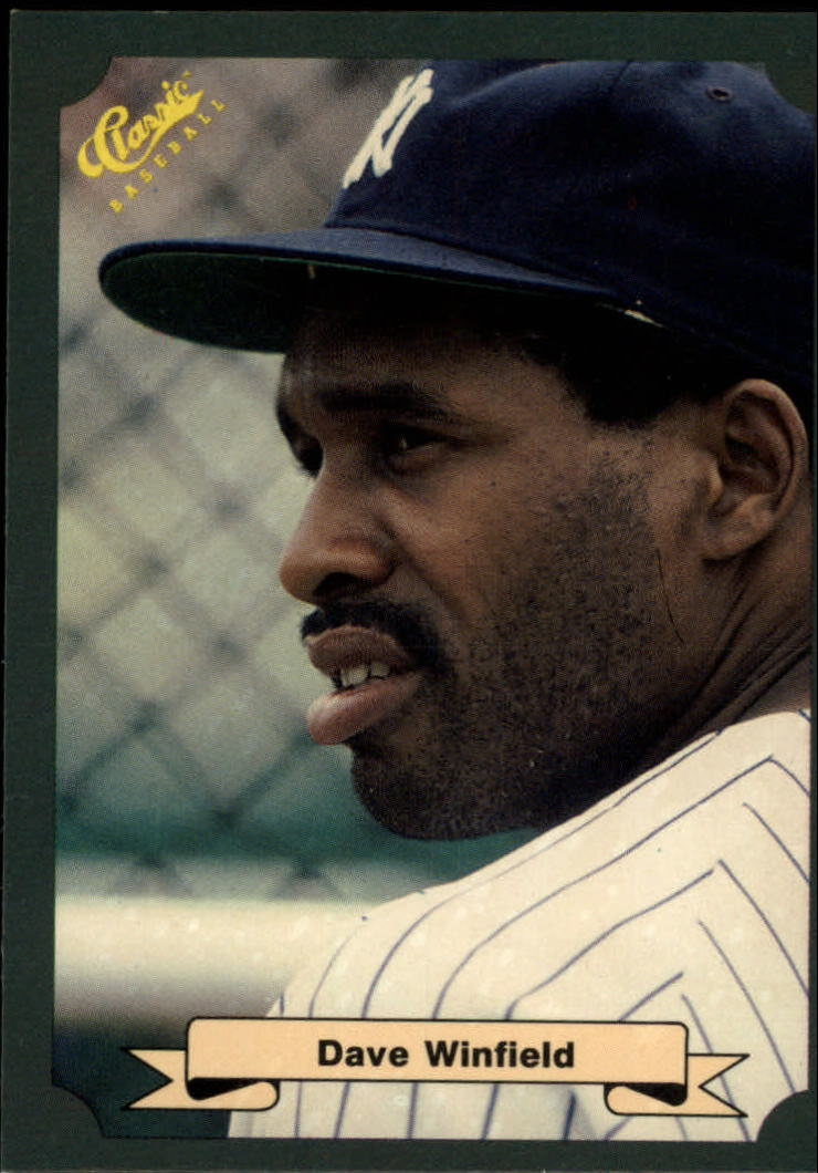 1987 Classic Game #11 Dave Winfield