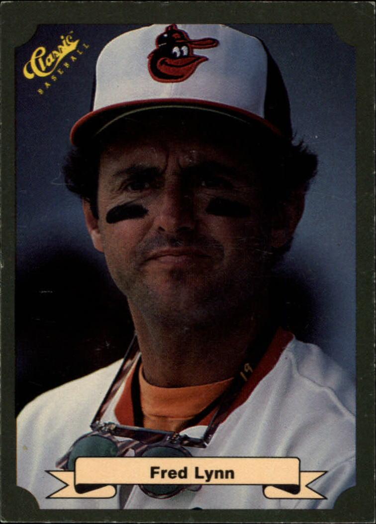1987 Classic Game #23 Fred Lynn