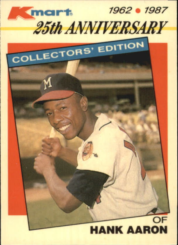 Buy 1987 K Mart Sports Cards Online Baseball Card Value