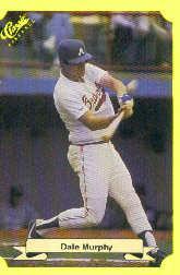 1987 Classic Update Yellow #106 Dale Murphy