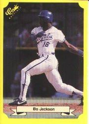 1987 Classic Update Yellow #109 Bo Jackson