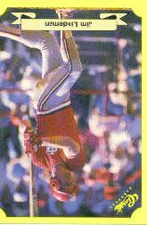 1987 Classic Update Yellow #111 Jim Lindeman