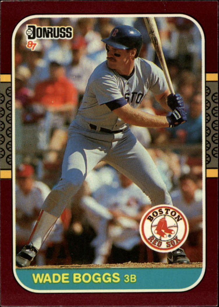 1987 Donruss Opening Day #181 Wade Boggs