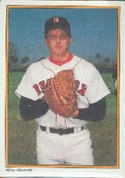 1987 Topps Glossy Send-Ins #5 Roger Clemens