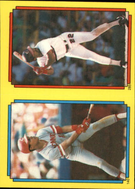 1988 O-Pee-Chee Stickers #140 Barry Larkin (285)