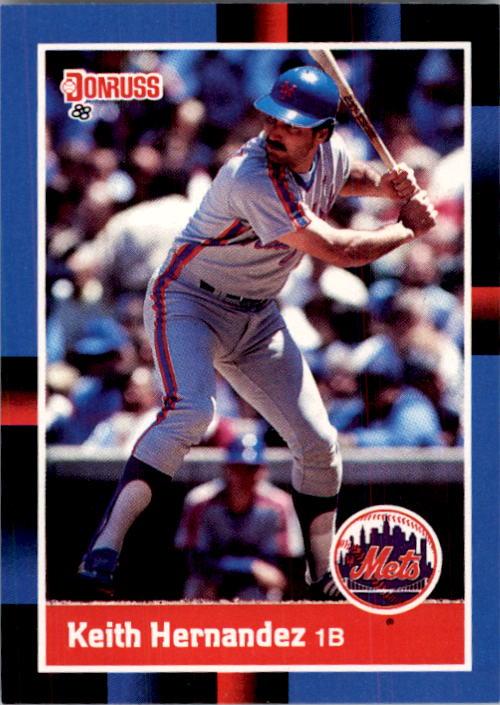 1988 Donruss #316 Keith Hernandez