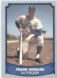 1988 Pacific Legends I #17 Frank Howard
