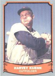 1988 Pacific Legends I #56 Harvey Kuenn