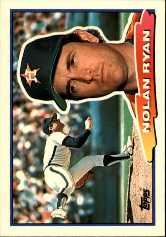 1988 Topps Big #29 Nolan Ryan