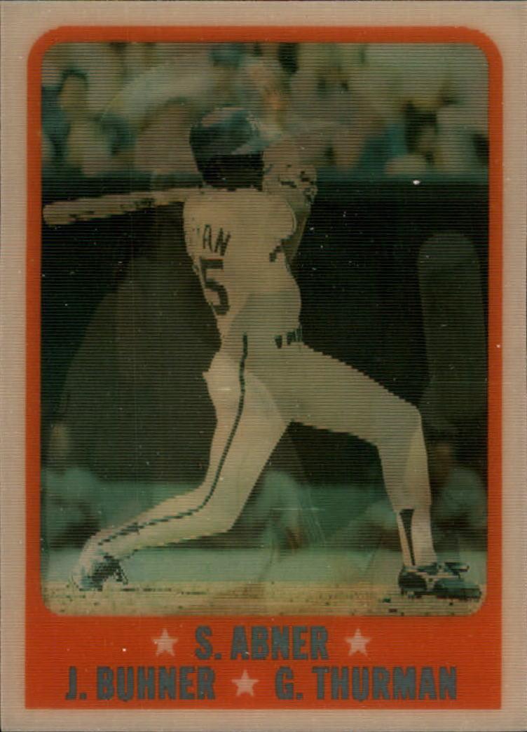 1988 Sportflics #223 Jay Buhner