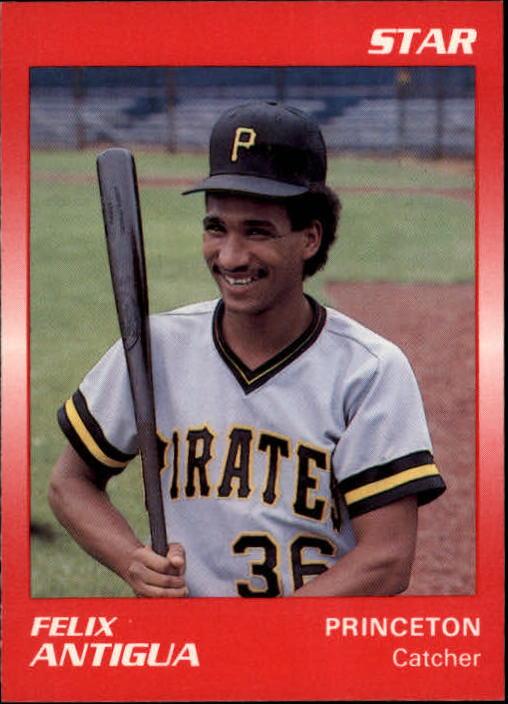 1989 Star #173 Felix Antigua