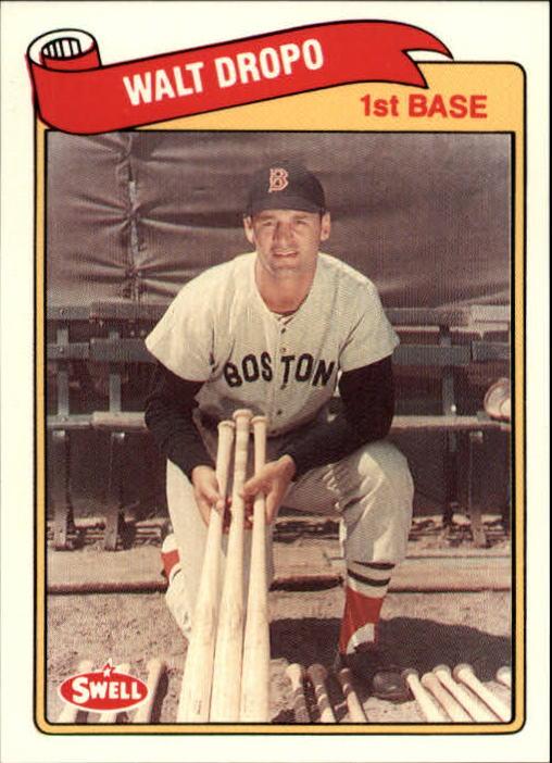 1989 Swell Baseball Greats #108 Walt Dropo