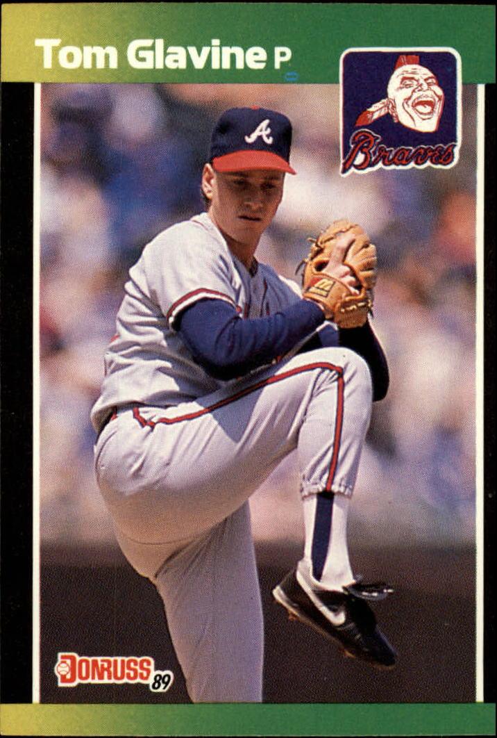 1989 Donruss Baseball's Best #2 Tom Glavine
