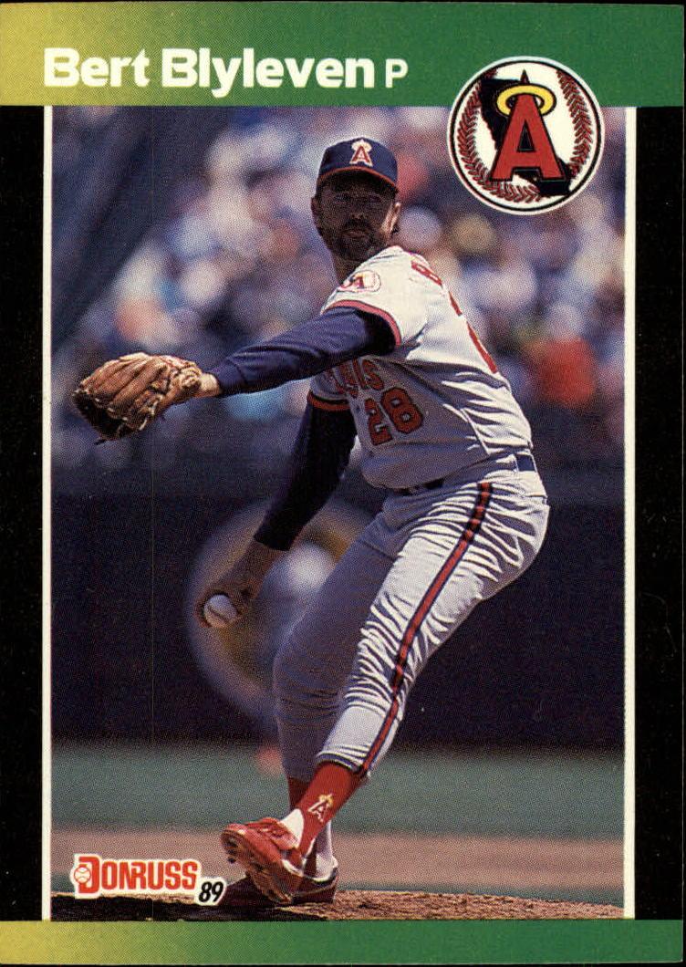 1989 Donruss Baseball's Best #3 Bert Blyleven