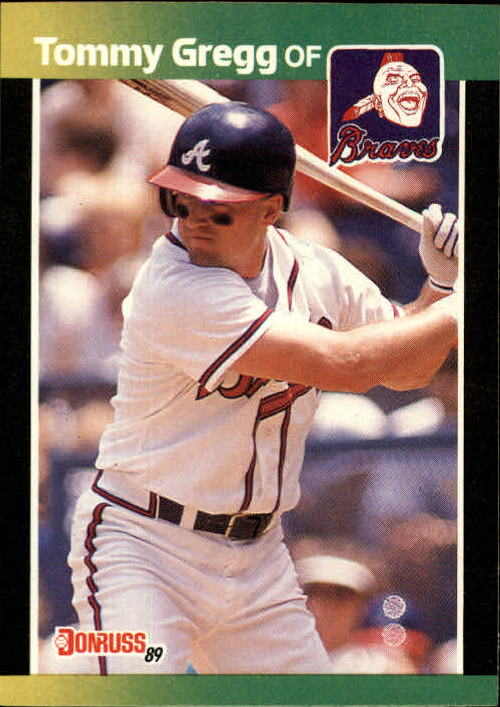 1989 Donruss Baseball's Best #170 Tommy Gregg