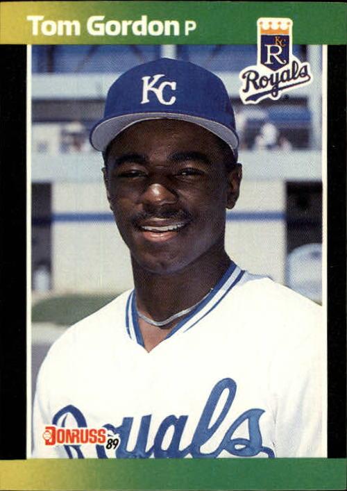 1989 Donruss Baseball's Best #287 Tom Gordon