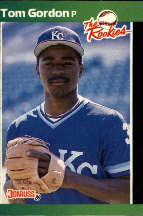 1989 Donruss Rookies #4 Tom Gordon