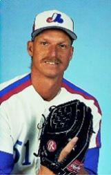 1989 Expos Postcards #15 Randy Johnson