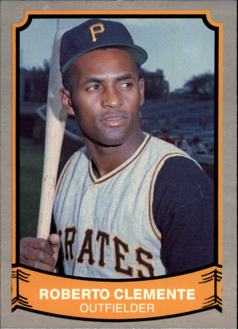1989 Pacific Legends II #135 Roberto Clemente