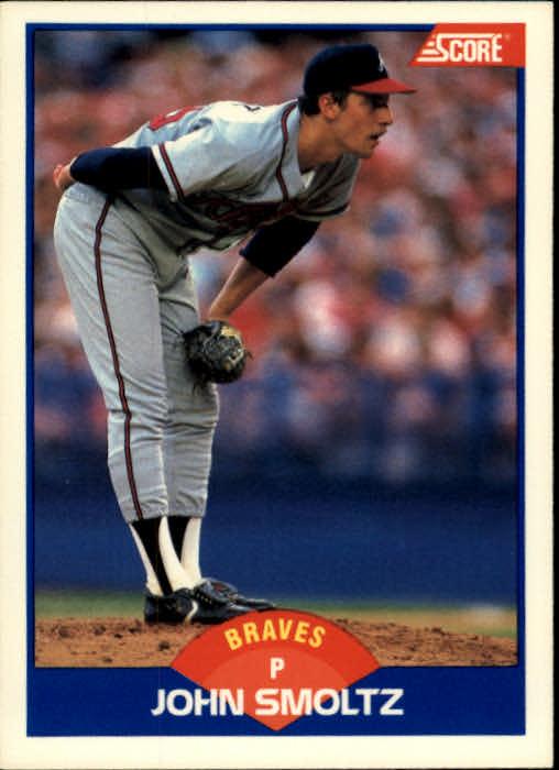 Buy John Smoltz Cards Online John Smoltz Baseball Price