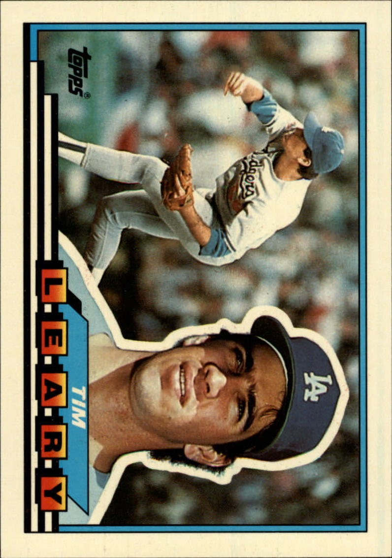 Buy 1989 Topps Big Sports Cards Online Baseball Card Value