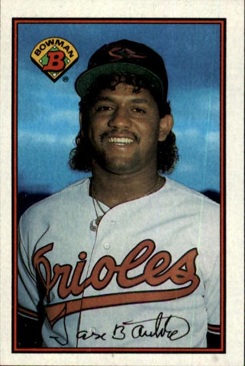 1989 Bowman #3 Jose Bautista RC