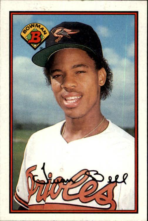 1989 Bowman #11 Juan Bell RC