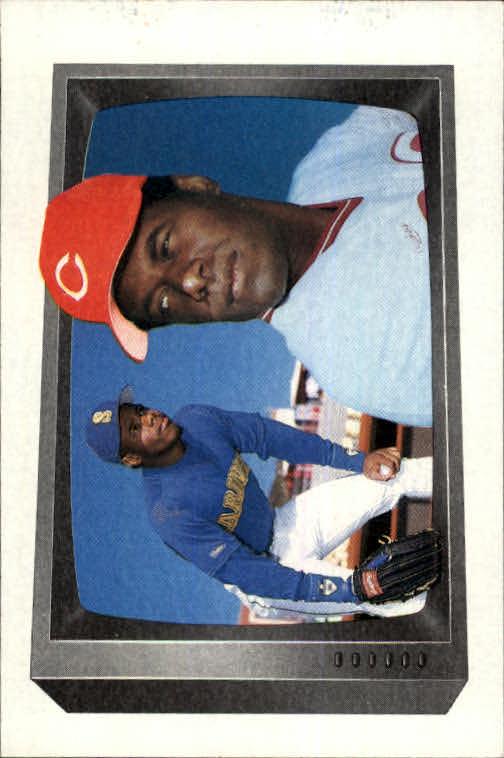 1989 Bowman #259 Ken Griffey Sr./Jr.