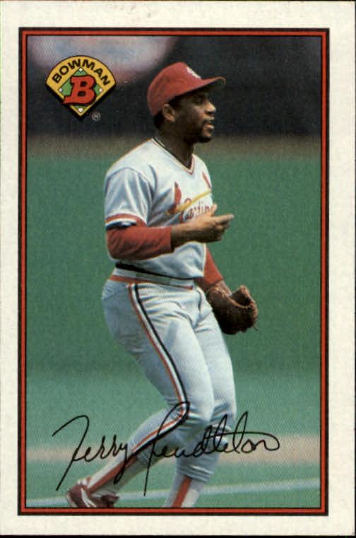 1989 Bowman #437 Terry Pendleton