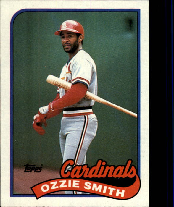 1989 Topps #230 Ozzie Smith
