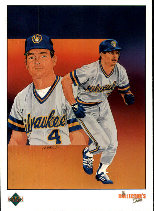 1989 Upper Deck #673 Paul Molitor TC