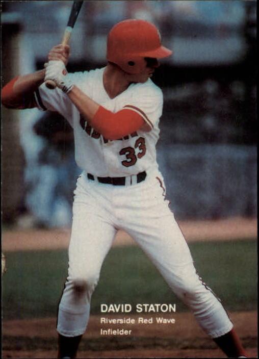 1990 Best #6 David Staton