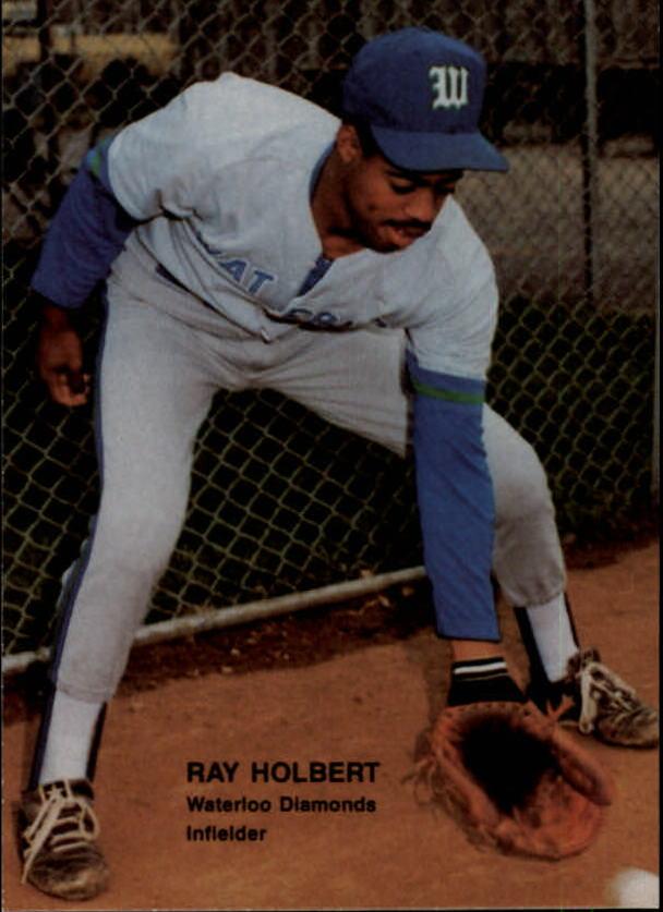 1990 Best #9 Ray Holbert