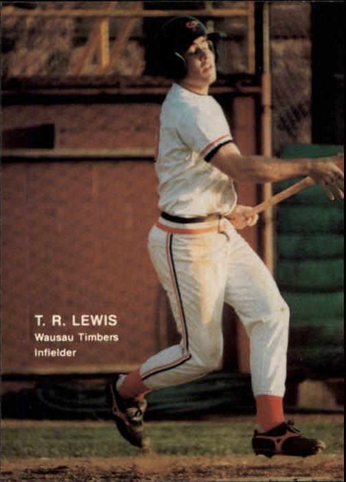 1990 Best #10 T.R. Lewis