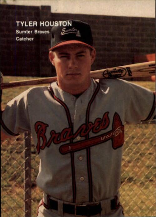 1990 Best #16 Tyler Houston