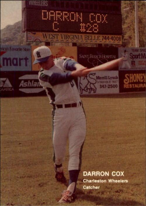 1990 Best #20 Darron Cox