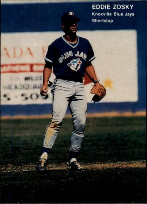 1990 Best #23 Eddie Zosky