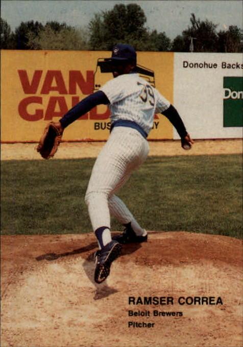 1990 Best #24 Ramser Correa