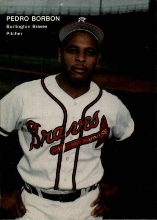 1990 Best #31 Pedro Borbon Jr.
