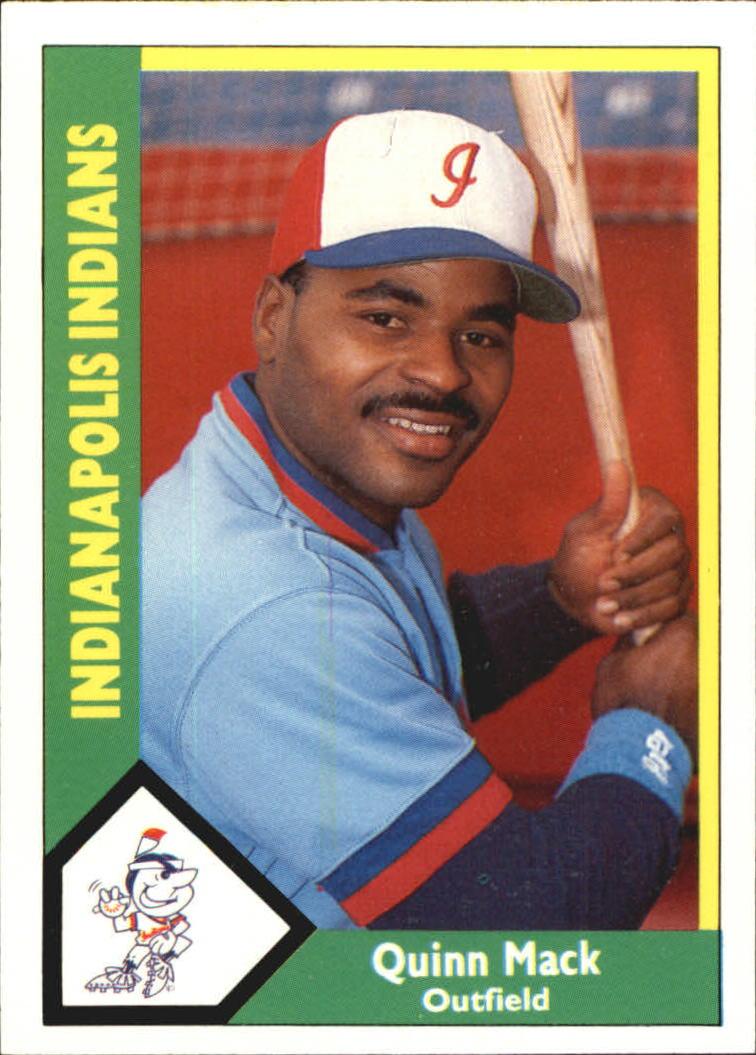 1990 CMC #66 Quinn Mack