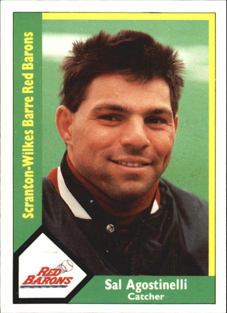 1990 CMC #237 Sal Agostinelli