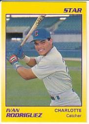 1990 Star #26 Ivan Rodriguez