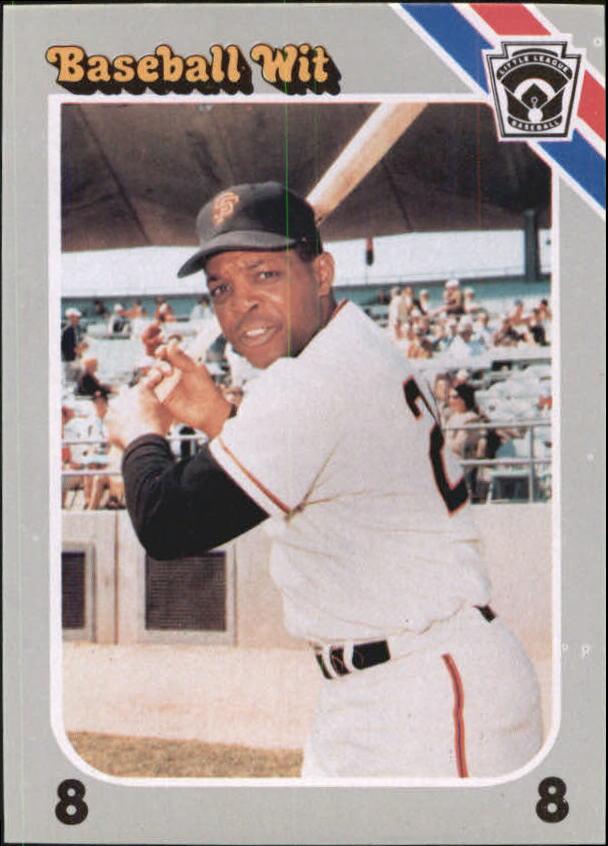 1990 Baseball Wit #17 Brooks Robinson