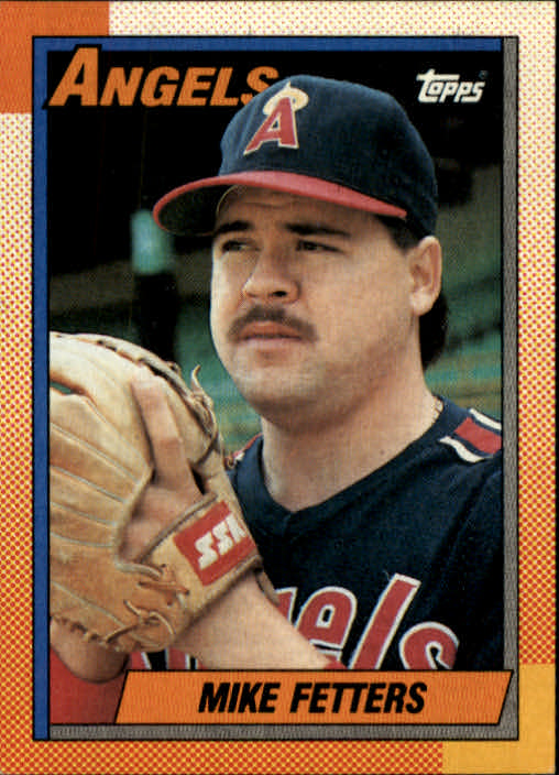 1990 Topps #14 Mike Fetters RC
