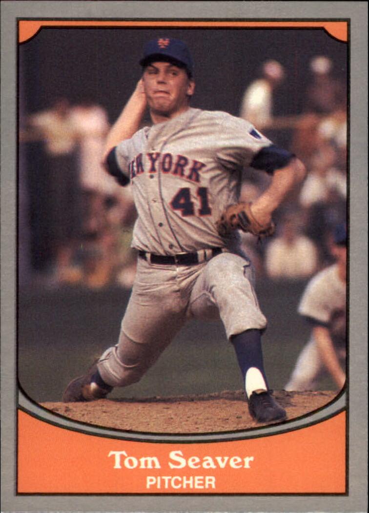 1992 Pacific Terrific #59 Tom Seaver LaMarr Hoyt Chicago White Sox Baseball Card