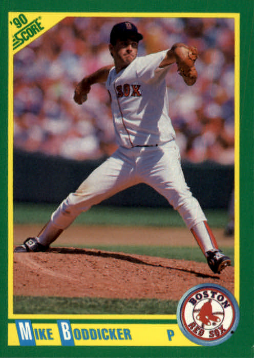 1990 Score #31 Mike Boddicker